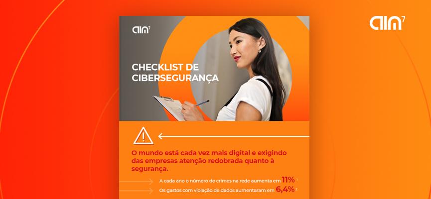Checklist de cibersegurança