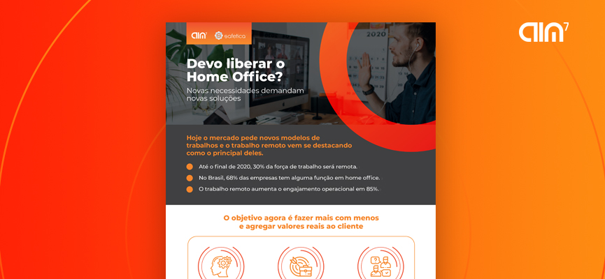 Devo liberar o Home office?